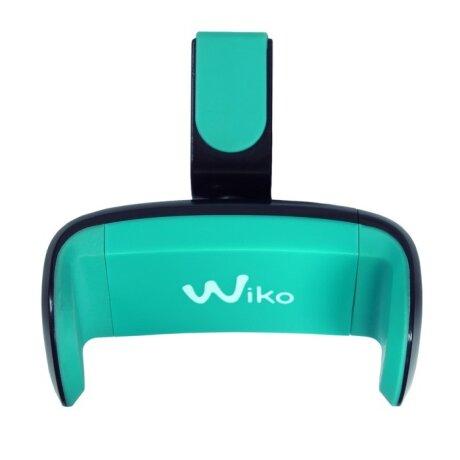 Suport Auto Wiko AirVent negru+verde