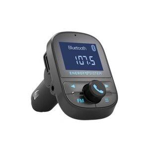Transmitator FM Energy Car Pro Bluetooth BT 4.2 Negru