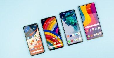 Top 10 cele mai bune telefoane Android in martie 2021