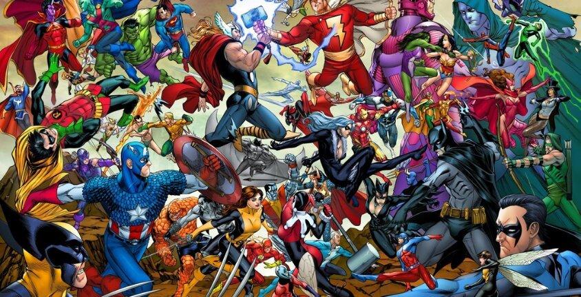 Top 10 cele mai bune filme cu super-eroi