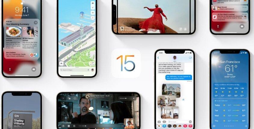 iOS 15 s-a anuntat oficial! Descopera noutatile introduse si lista telefoanelor compatibile cu noul iOS