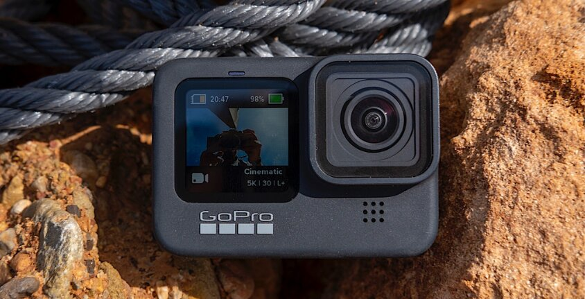 Cea mai buna camera video sport - GoPro Hero 9 e aici!