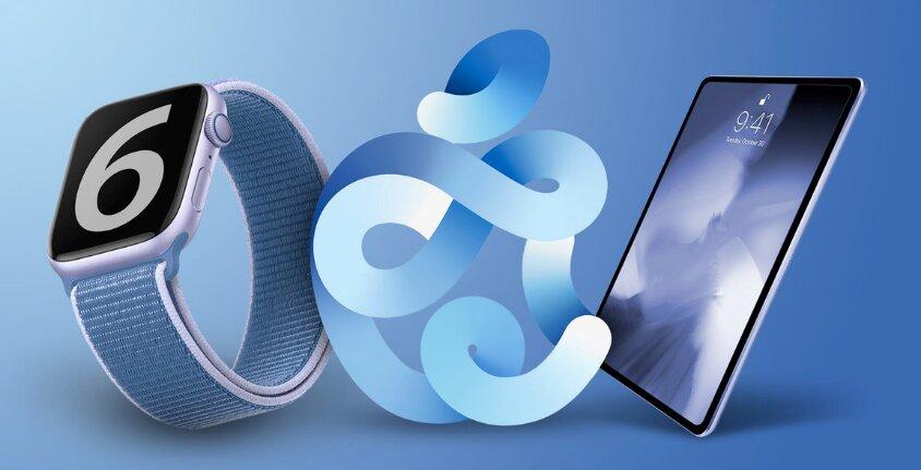 Apple Watch 6 si SE, noul iPad Air si iPad 8th Gen - Cu ce ne surprind noile produse Apple?