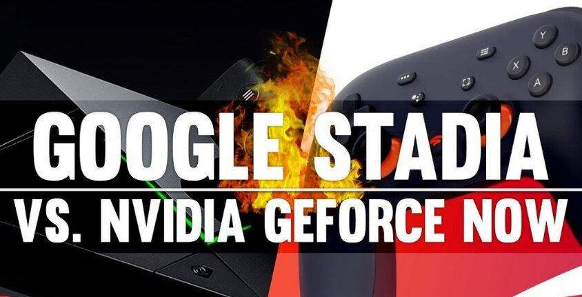Google Stadia vs GeForce Now - Care este cea mai buna platforma de gaming in cloud?